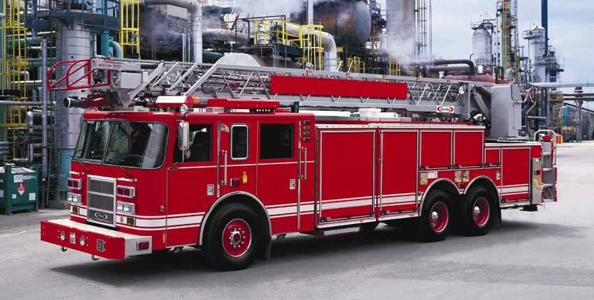 Pierce Firetruck Picture 3 Reviews News Specs Buy Car