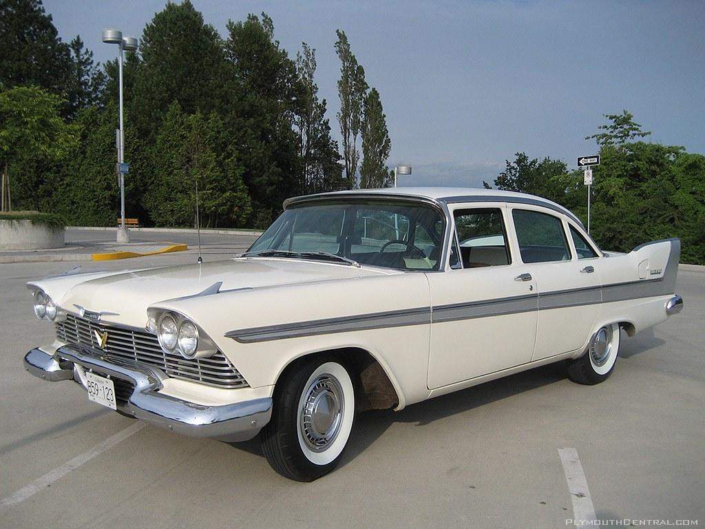Plymouth Fury Sedan Picture 3 Reviews News Specs