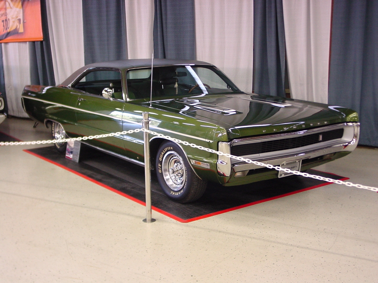 Plymouth Sport Fury GT