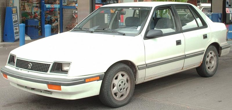 Plymouth Sundance Picture 5 Reviews News Specs Buy Car