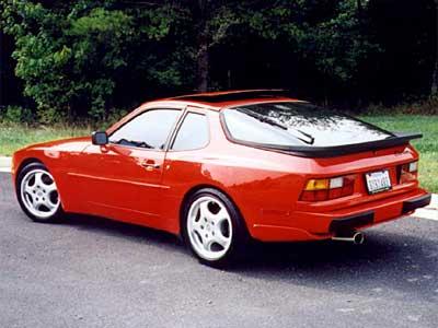 Porsche 944 Turbo Photos Reviews News Specs Buy Car
