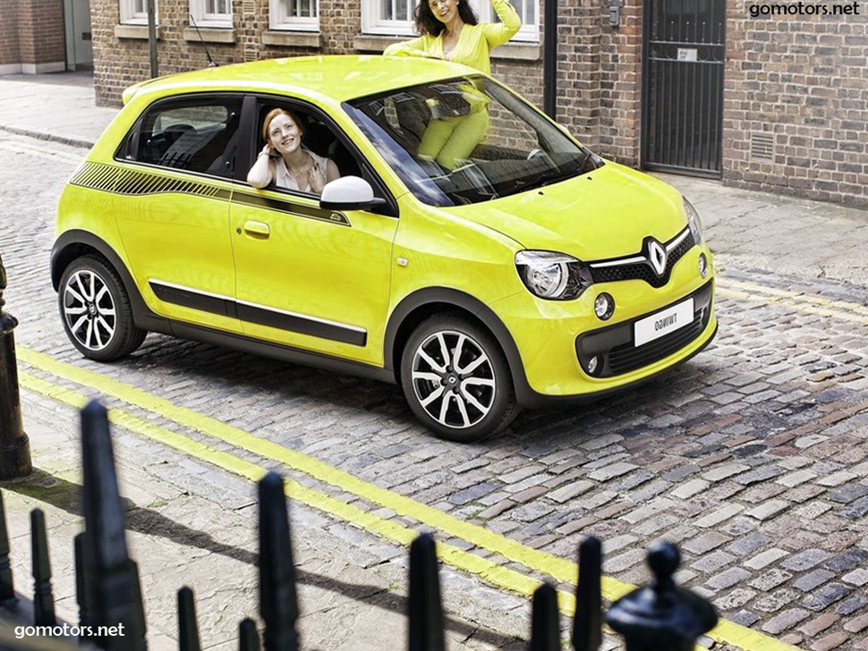 renault twingo 2015 picture 5 reviews news specs. Black Bedroom Furniture Sets. Home Design Ideas