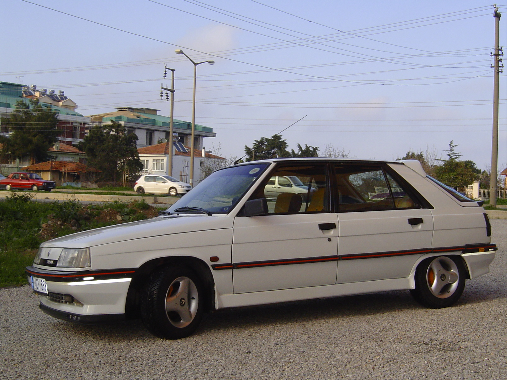 Renault 11 Flash