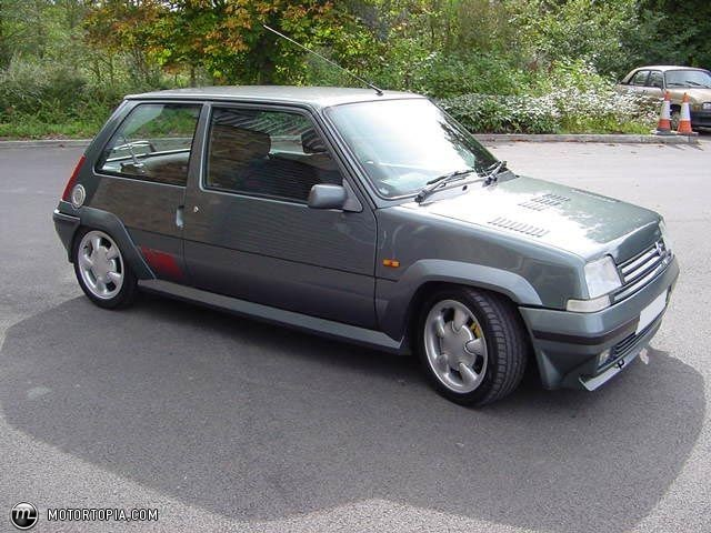 renault 5 gt turbo photos news reviews specs car. Black Bedroom Furniture Sets. Home Design Ideas