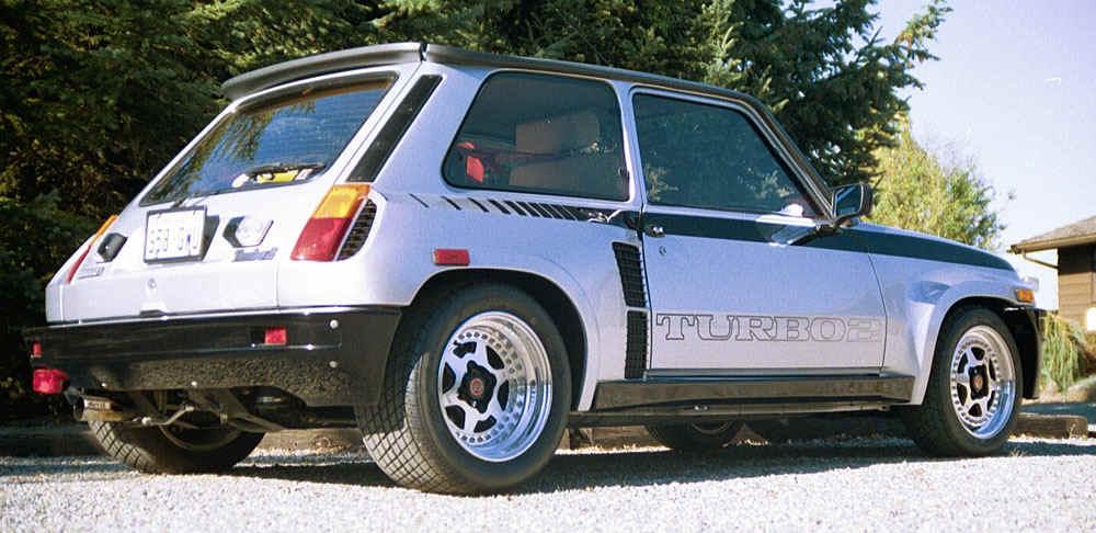 5 turbo tuning: