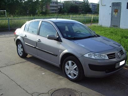 Renault Megane 16 Authentique Sedan