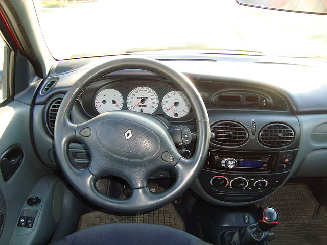 Renault Megane 16 RT Coupe