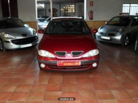 renault megane ii 16 authentique break photos reviews news specs buy car. Black Bedroom Furniture Sets. Home Design Ideas