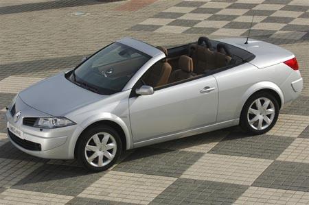 renault megane ii 20 cabriolet picture 2 reviews news specs buy car. Black Bedroom Furniture Sets. Home Design Ideas