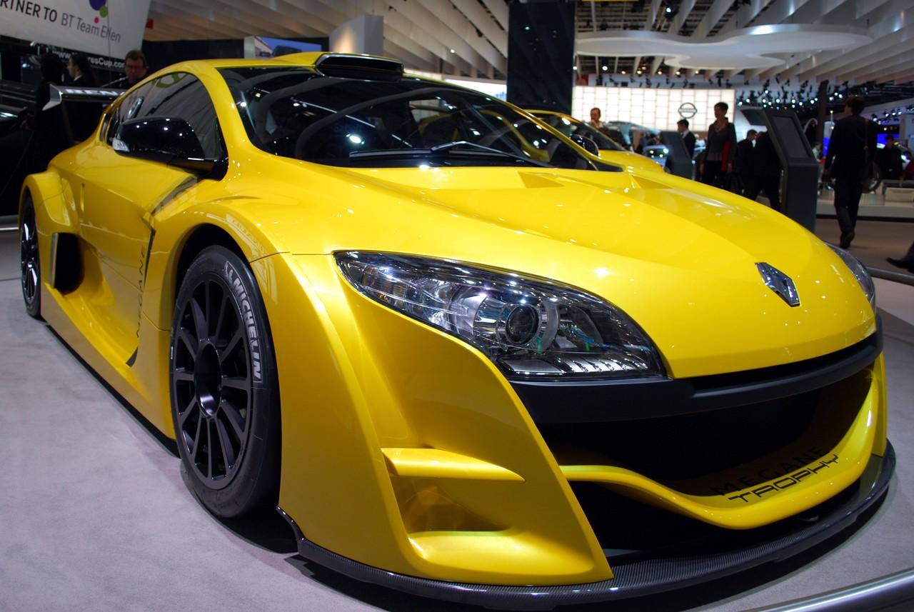 Renault Megane Trophy Picture 4 Reviews News Specs Buy Car