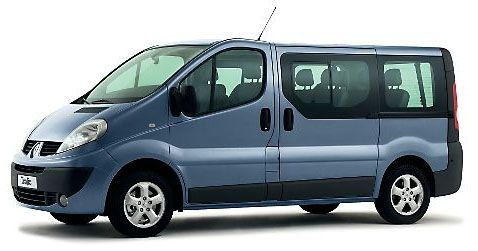 9 Seater Suv >> Renault Traffic:picture # 3 , reviews, news, specs, buy car