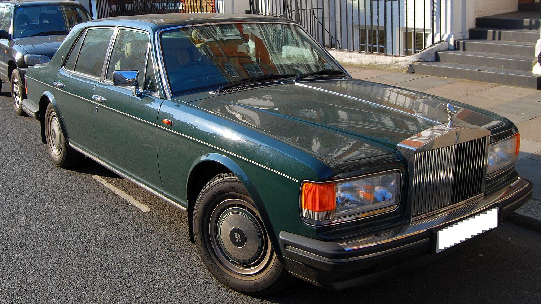 rolls royce silver spirit iii photos news reviews specs car listings. Black Bedroom Furniture Sets. Home Design Ideas
