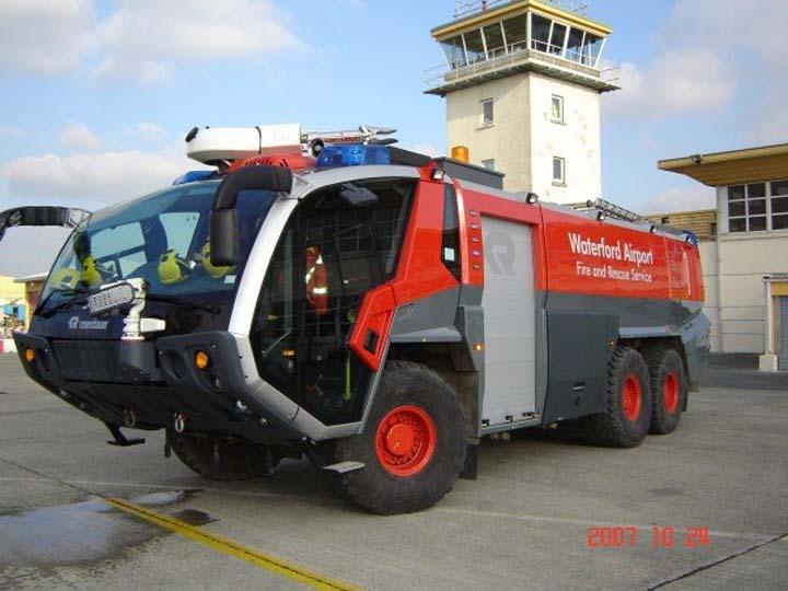 Rosenbauer Airport Fire Truck:picture # 1 , reviews, news
