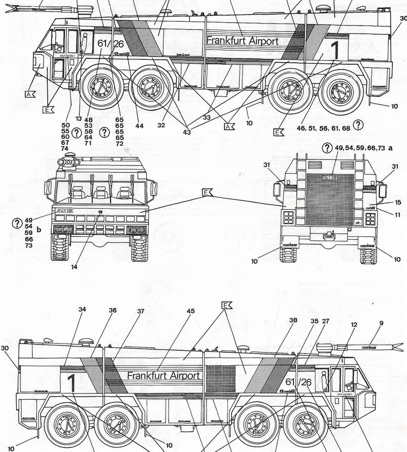 Rosenbauer Airport Fire Truck:picture # 4 , reviews, news