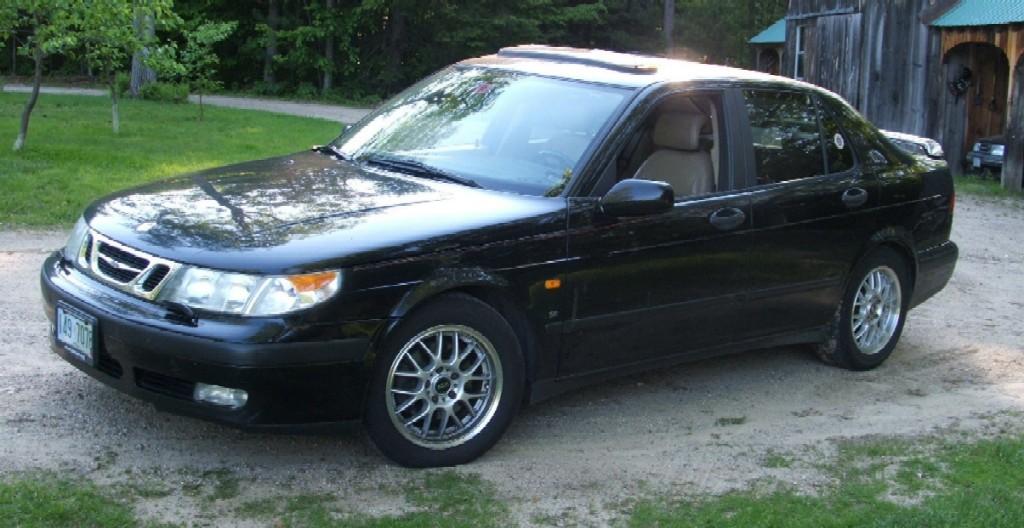 Saab 9 5 Se 01