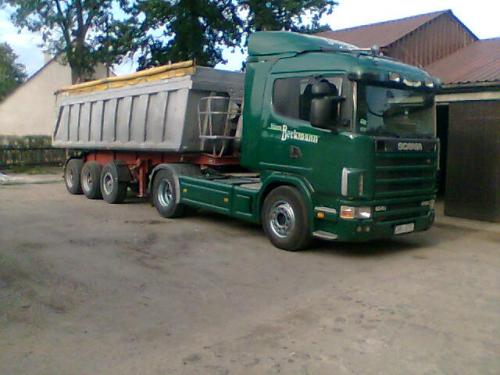 Scania 124L 400:picture # 3 , reviews, news, specs, buy car