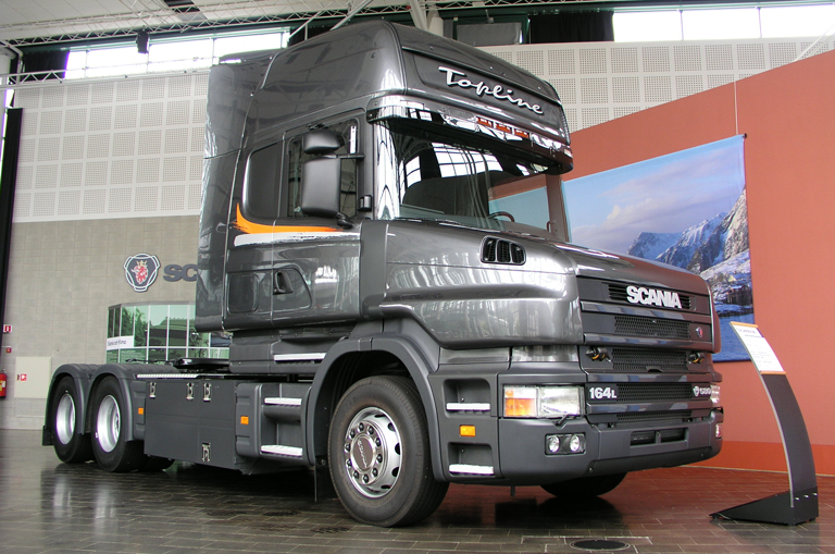 Scania 164g 580 Photos News Reviews Specs Car Listings