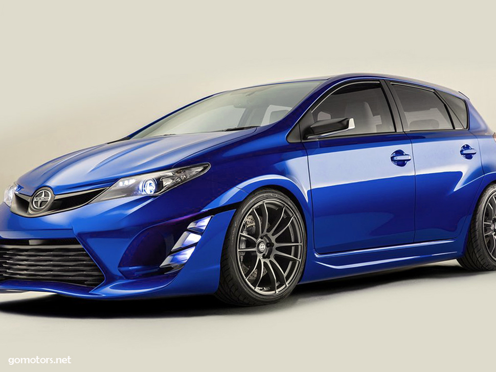 Scion Im Concept 2014 Photos Reviews News Specs Buy Car