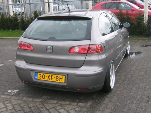 seat ibiza 6l fr uit 2004 herkennen. Black Bedroom Furniture Sets. Home Design Ideas