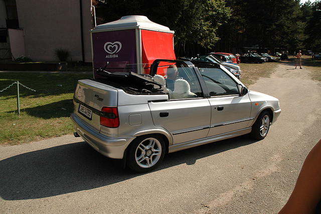 Skoda Felicia Cabriolet Picture 3 Reviews News Specs