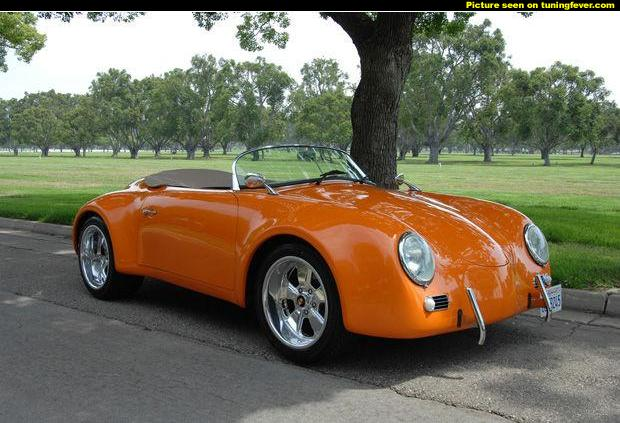 Speedster Wide Body Replica Picture 5 Reviews News