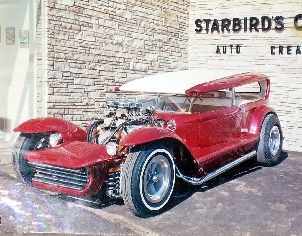 Starbird Lil Coffin-1960s Version: Photos, Reviews, News