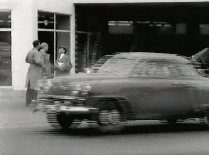 Studebaker Commander Deluxe Starlight Coupe