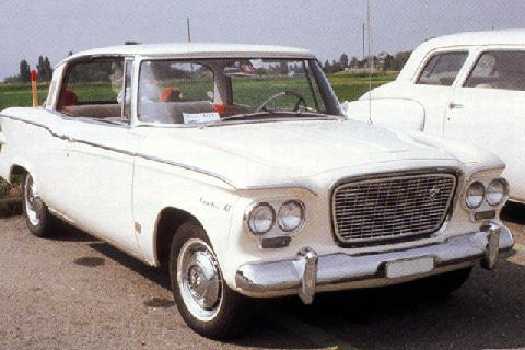 Studebaker Lark VI Regal