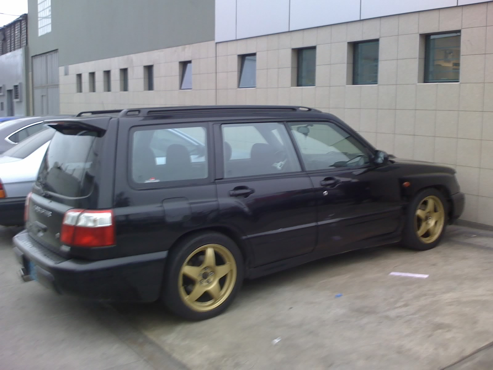 subaru forester stb picture 4 reviews news specs buy car subaru forester stb picture 4