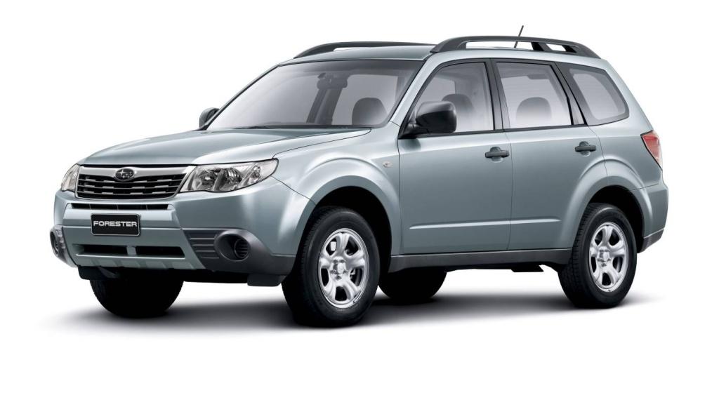 Subaru Forester Xs Photos Reviews News Specs Buy Car