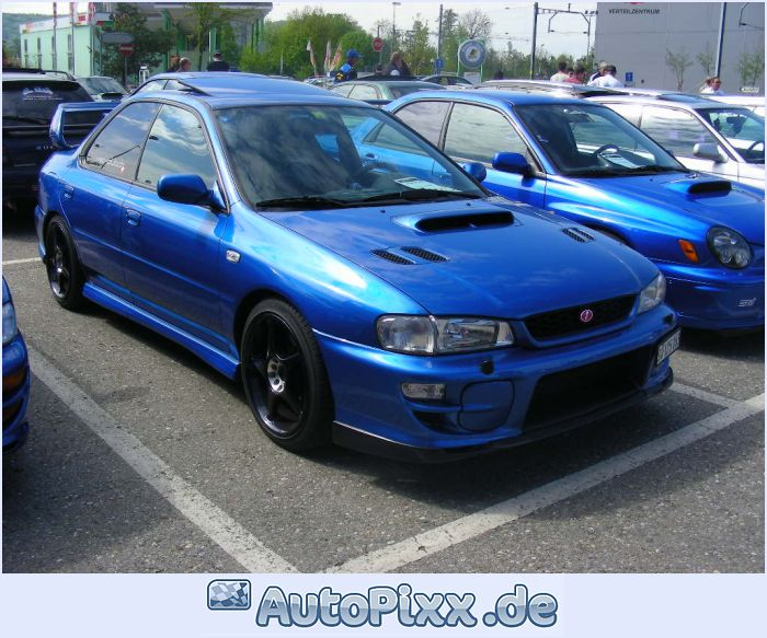 Subaru Impreza GT:picture # 4 , reviews, news, specs, buy car