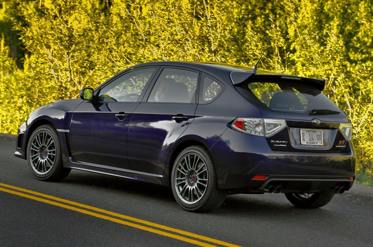 Subaru impreza wrx sti 2013 wallpaper hd