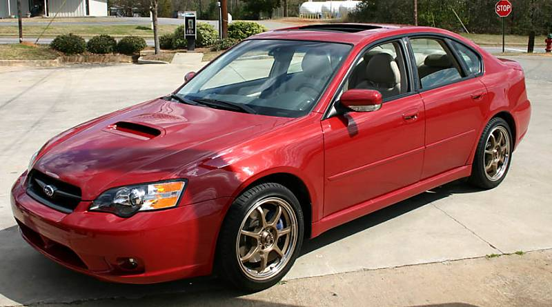 Subaru Legacy Gtpicture 4 Reviews News Specs Buy Car