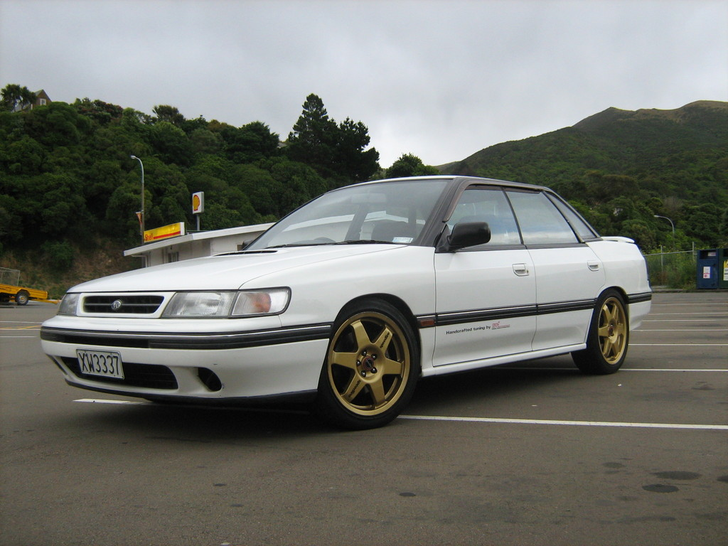 Fourtitude Com 1st Gen Subaru Legacy Is Officially A
