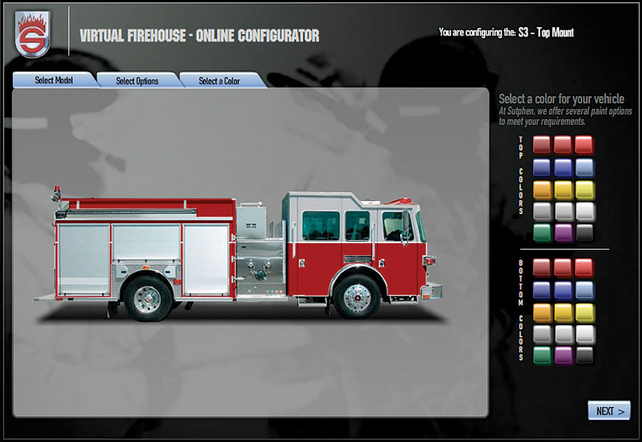 Cool Fire Design Fire Truck Designs