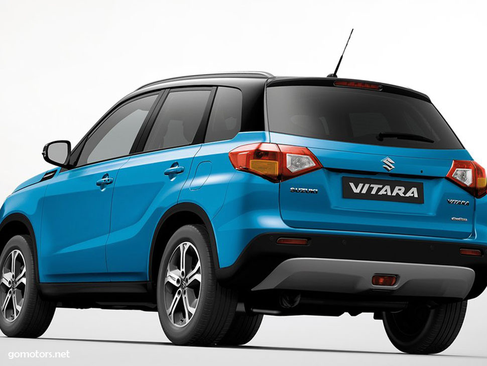 Suzuki Vitara - 2015: Photos, Reviews, News, Specs, Buy car