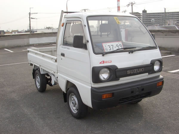 suzuki carry 4wd pick up picture 1 reviews news specs buy car. Black Bedroom Furniture Sets. Home Design Ideas