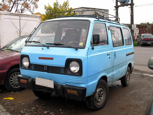 Suzuki Carry ST90 Pick up: Photos, Reviews, News, Specs ...
