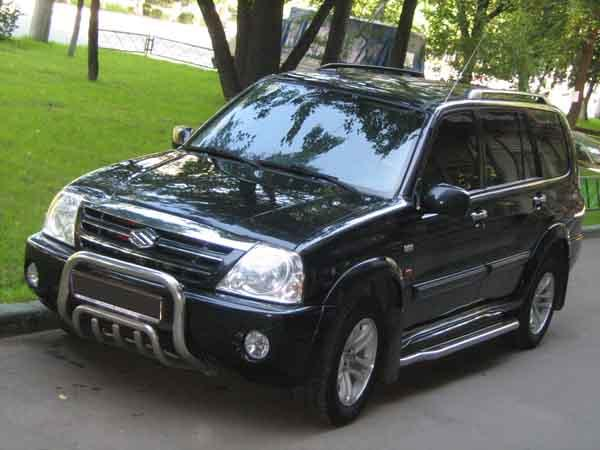 suzuki grand vitara xl 7 photos news reviews specs. Black Bedroom Furniture Sets. Home Design Ideas