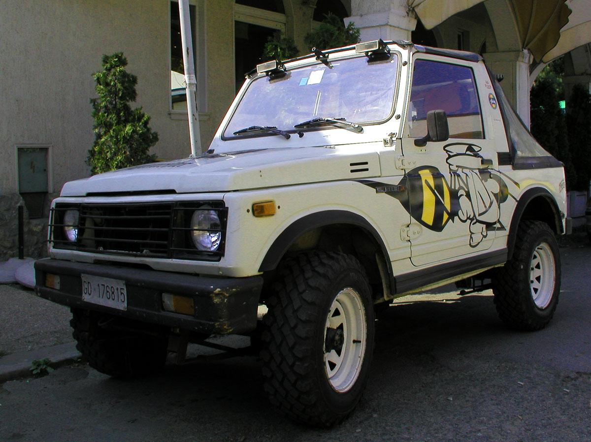 Suzuki Samurai, Sidekick, and Tracker, 1986-98 (Chilton Total Car Care Series Ma