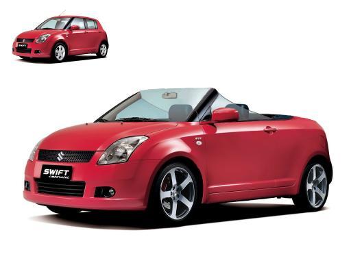 suzuki swift cabriolet photos news reviews specs car. Black Bedroom Furniture Sets. Home Design Ideas