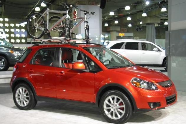 Suzuki Sx Alternatives