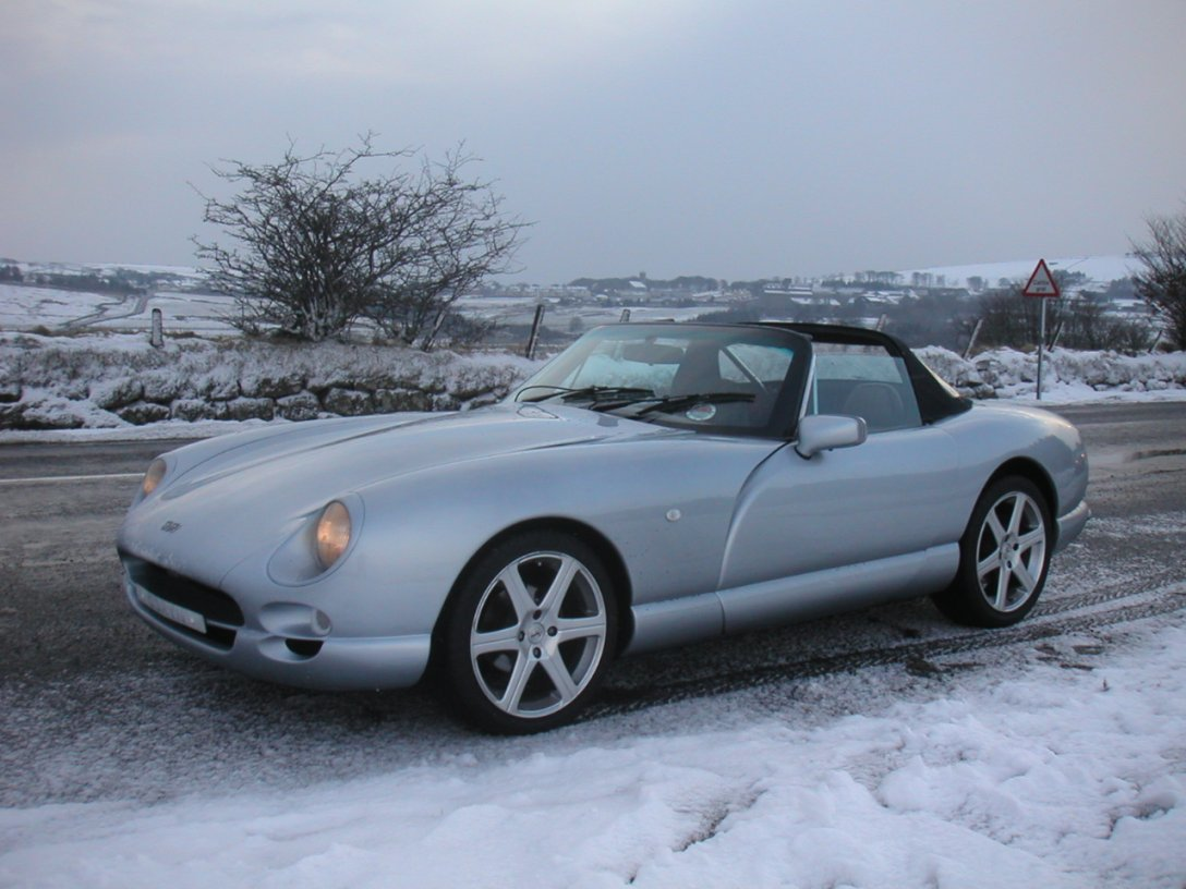 TVR Chimaera 500: Photos, Reviews, News, Specs, Buy car