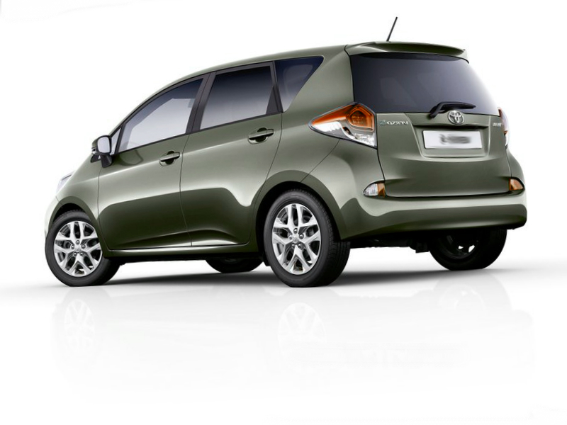2015 toyota verso s picture 2 reviews news specs. Black Bedroom Furniture Sets. Home Design Ideas