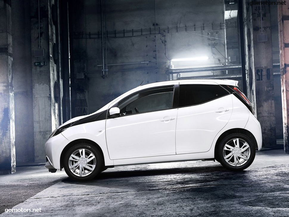 Toyota Aygo 2015:picture # 9 , reviews, news, specs, buy car