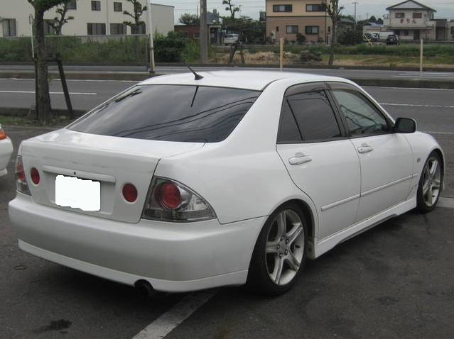Toyota Altezza Rs200 Picture 5 Reviews News Specs