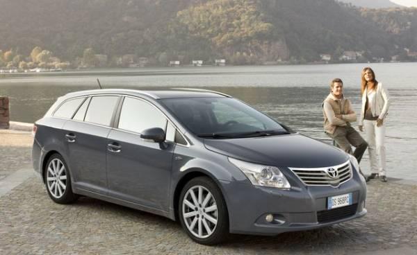 Toyota Avensis Sw Photos News Reviews Specs Car Listings