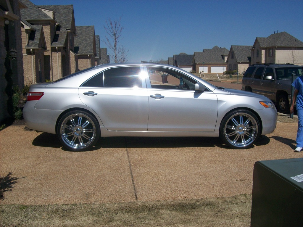 Bmw Rims 22 Inch >> Toyota Camry 22:picture # 3 , reviews, news, specs, buy car