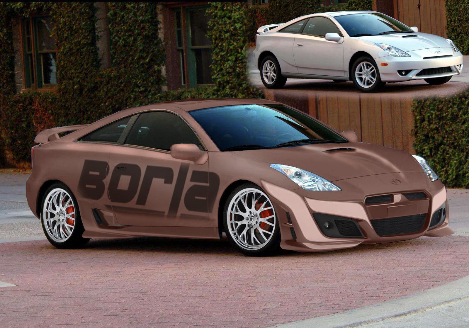 Toyota Celica GT S