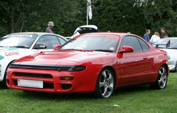 Toyota Celica Gt4 St185 Picture 1 Reviews News Specs Buy Car